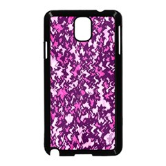 Chic Camouflage Colorful Background Samsung Galaxy Note 3 Neo Hardshell Case (black) by Simbadda