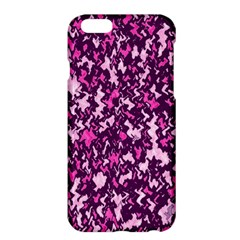 Chic Camouflage Colorful Background Apple Iphone 6 Plus/6s Plus Hardshell Case by Simbadda