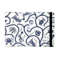 Fish Pattern Ipad Mini 2 Flip Cases by Simbadda