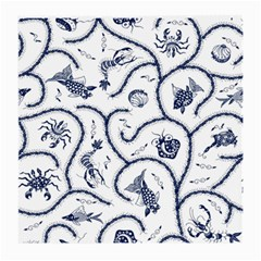Fish Pattern Medium Glasses Cloth