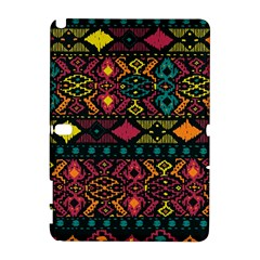 Traditional Art Ethnic Pattern Galaxy Note 1 by Simbadda