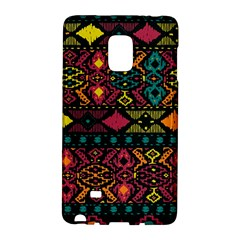 Traditional Art Ethnic Pattern Galaxy Note Edge by Simbadda