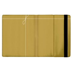 Brown Paper Packages Apple Ipad 2 Flip Case