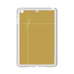 Brown Paper Packages Ipad Mini 2 Enamel Coated Cases