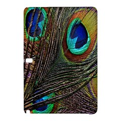 Peacock Feathers Samsung Galaxy Tab Pro 12 2 Hardshell Case