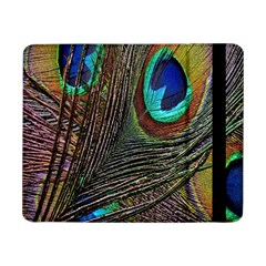 Peacock Feathers Samsung Galaxy Tab Pro 8 4  Flip Case