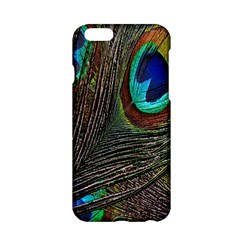 Peacock Feathers Apple Iphone 6/6s Hardshell Case