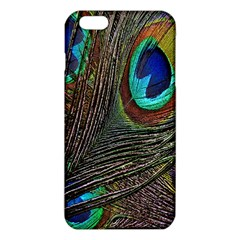 Peacock Feathers Iphone 6 Plus/6s Plus Tpu Case