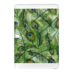 Peacock Feathers Pattern Samsung Galaxy Tab Pro 10 1 Hardshell Case