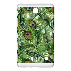 Peacock Feathers Pattern Samsung Galaxy Tab 4 (8 ) Hardshell Case