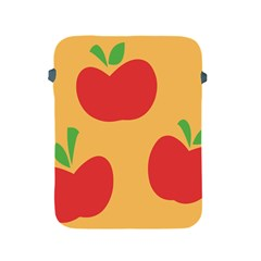 Apple Fruit Red Orange Apple Ipad 2/3/4 Protective Soft Cases