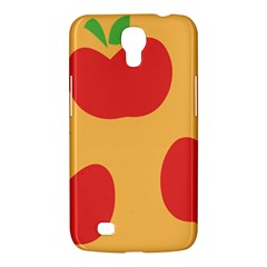 Apple Fruit Red Orange Samsung Galaxy Mega 6 3  I9200 Hardshell Case