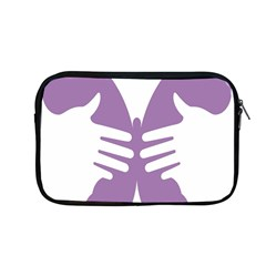 Colorful Butterfly Hand Purple Animals Apple Macbook Pro 13  Zipper Case