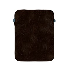 Bear Skin Animal Texture Brown Apple Ipad 2/3/4 Protective Soft Cases