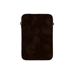 Bear Skin Animal Texture Brown Apple Ipad Mini Protective Soft Cases