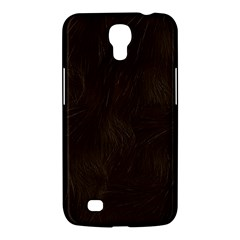 Bear Skin Animal Texture Brown Samsung Galaxy Mega 6 3  I9200 Hardshell Case by Alisyart