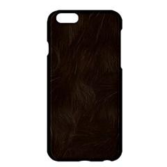 Bear Skin Animal Texture Brown Apple Iphone 6 Plus/6s Plus Hardshell Case