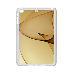 Edge Gold Wave Ipad Mini 2 Enamel Coated Cases