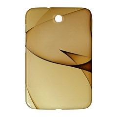 Edge Gold Wave Samsung Galaxy Note 8 0 N5100 Hardshell Case  by Alisyart