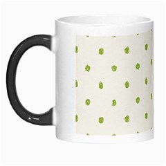 Green Spot Jpeg Morph Mugs
