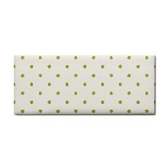 Green Spot Jpeg Cosmetic Storage Cases