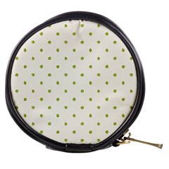 Green Spot Jpeg Mini Makeup Bags