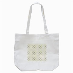 Green Spot Jpeg Tote Bag (white)