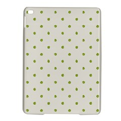 Green Spot Jpeg Ipad Air 2 Hardshell Cases by Alisyart
