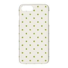 Green Spot Jpeg Apple Iphone 7 Plus Hardshell Case by Alisyart