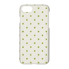 Green Spot Jpeg Apple Iphone 7 Hardshell Case
