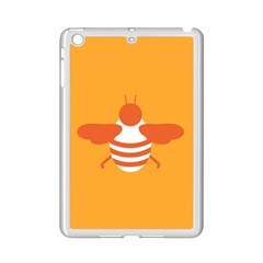 Littlebutterfly Illustrations Bee Wasp Animals Orange Honny Ipad Mini 2 Enamel Coated Cases