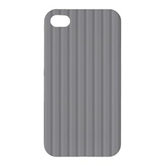 Metal Dark Grey Apple Iphone 4/4s Hardshell Case