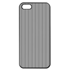 Metal Dark Grey Apple Iphone 5 Seamless Case (black)