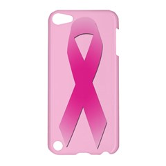 Pink Breast Cancer Symptoms Sign Apple Ipod Touch 5 Hardshell Case