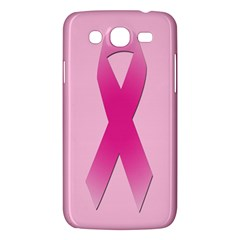 Pink Breast Cancer Symptoms Sign Samsung Galaxy Mega 5 8 I9152 Hardshell Case