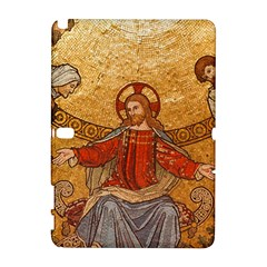 Gold Jesus Galaxy Note 1 by boho