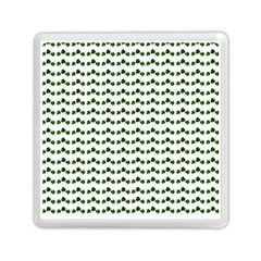 Shamrock Memory Card Reader (square)  by boho