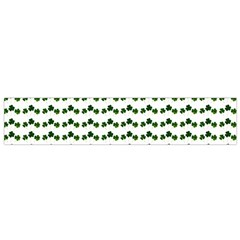 Shamrock Flano Scarf (small) by boho
