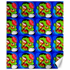 Zombies Canvas 8  X 10  by boho