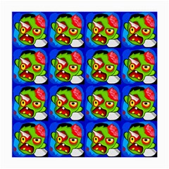 Zombies Medium Glasses Cloth (2 Side)
