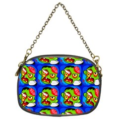 Zombies Chain Purses (two Sides)  by boho