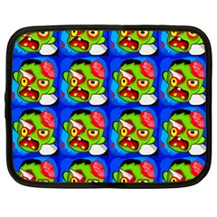 Zombies Netbook Case (xl)  by boho