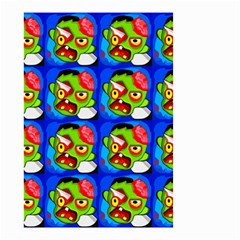 Zombies Small Garden Flag (two Sides) by boho