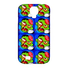 Zombies Samsung Galaxy S4 Classic Hardshell Case (pc+silicone) by boho