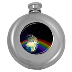 Earth Round Hip Flask (5 Oz) by boho