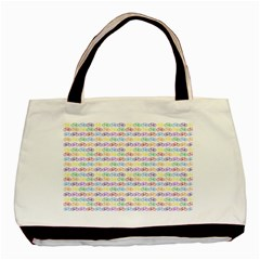 Bicycles Basic Tote Bag