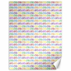 Bicycles Canvas 12  X 16   by boho