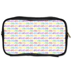 Bicycles Toiletries Bags 2 Side by boho