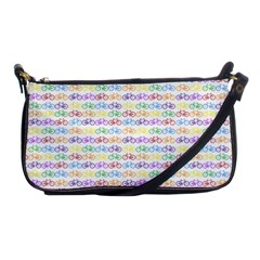 Bicycles Shoulder Clutch Bags by boho