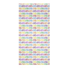 Bicycles Shower Curtain 36  X 72  (stall)  by boho